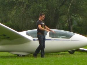 Flugvorbereitung