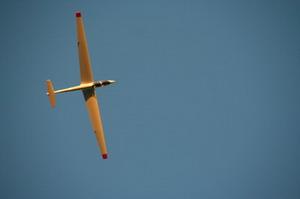 ASK21 Kunstflug